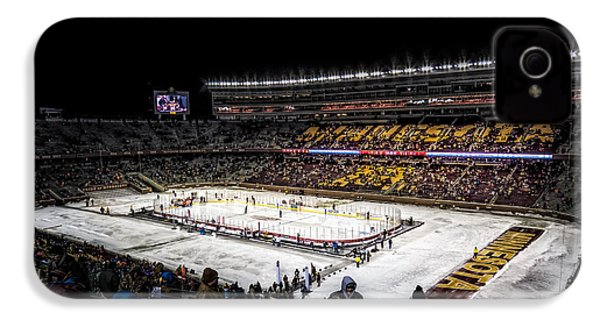 Hockey City Classic IPhone 4s Case by Tom Gort