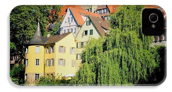 Hoelderlin Tower In Lovely Tuebingen Germany IPhone 4s Case