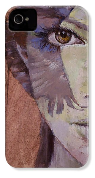 Huntress IPhone 4s Case by Michael Creese