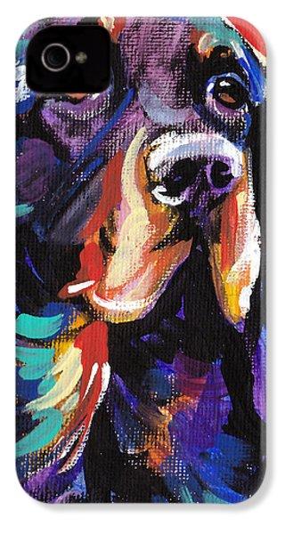 I Love Gordon IPhone 4s Case by Lea S