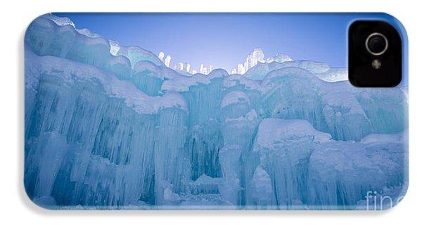 Ice Castle IPhone 4s Case