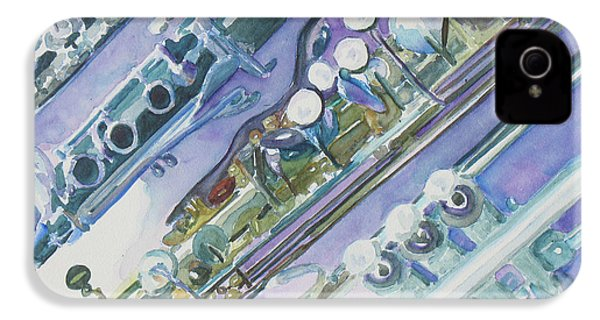 I'm Still Painting On The Keys IPhone 4s Case
