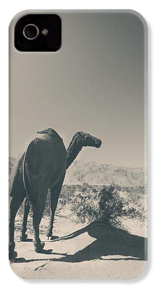 In The Hot Desert Sun IPhone 4s Case