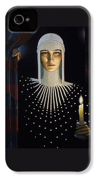 Intrique IPhone 4s Case by Jane Whiting Chrzanoska