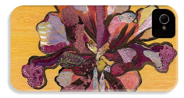 Iris I Series II IPhone 4s Case by Shadia Derbyshire