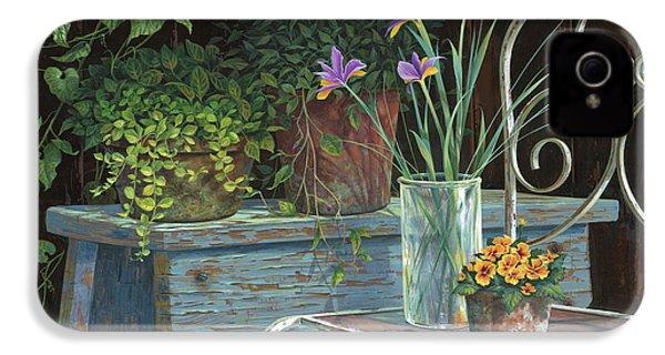 Irises IPhone 4s Case