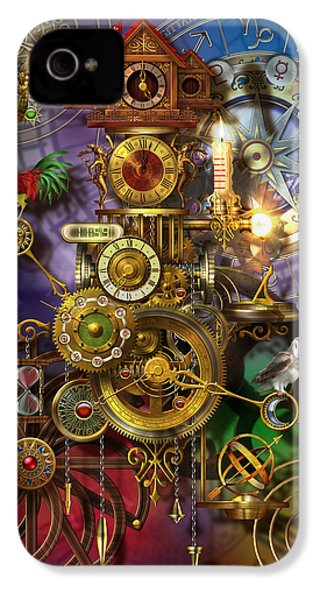 Its About Time IPhone 4s Case by Ciro Marchetti