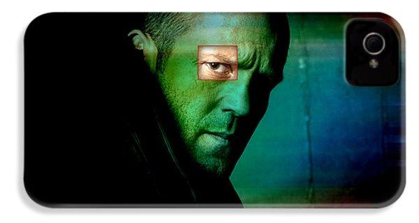 Jason Statham IPhone 4s Case