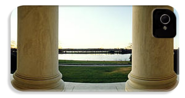 Jefferson Memorial Washington Dc IPhone 4s Case by Panoramic Images