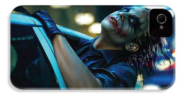 Joker IPhone 4s Case by Veronika Limonov