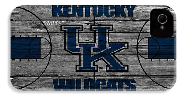 Kentucky Wildcats IPhone 4s Case by Joe Hamilton