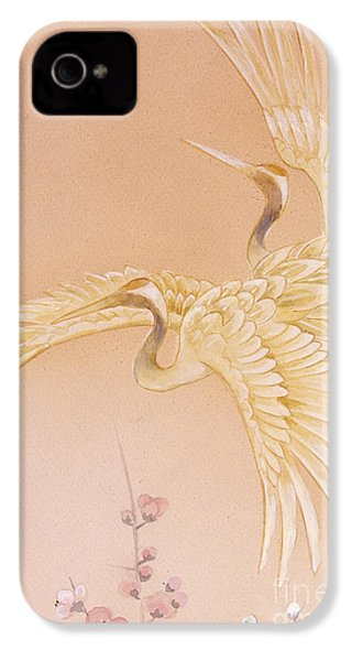Kihaku Crop I IPhone 4s Case by Haruyo Morita
