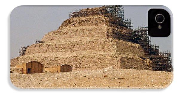 King Djoser The Great Of Saqqara IPhone 4s Case