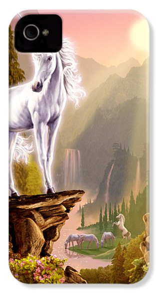 King Of The Valley IPhone 4s Case by Garry Walton