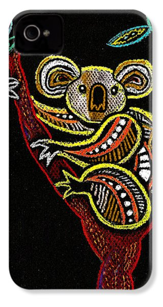 Koala IPhone 4s Case by Leon Zernitsky