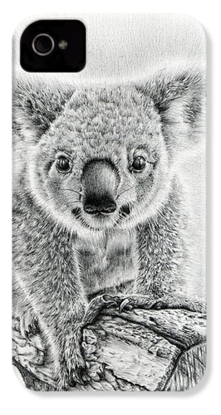 Koala Oxley Twinkles IPhone 4s Case by Remrov