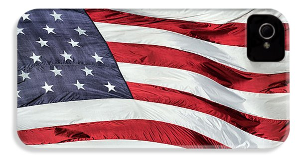 Land Of The Free IPhone 4s Case by JC Findley
