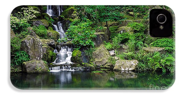Landscape Waterfall IPhone 4s Case by Marvin Blaine