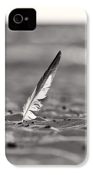 Last Days Of Summer In Black And White IPhone 4s Case by Sebastian Musial