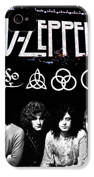 Led Zeppelin IPhone 4s Case