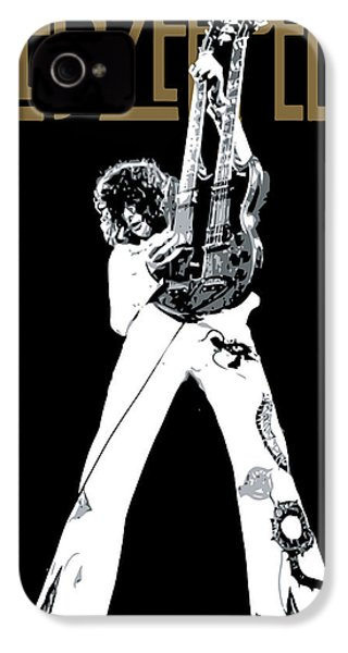 Led Zeppelin No.06 IPhone 4s Case