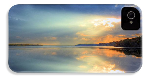 Let There Be Light IPhone 4s Case by JC Findley
