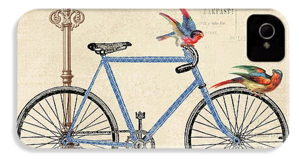 Life Is A Beautiful Ride IPhone 4s Case by Jean Plout
