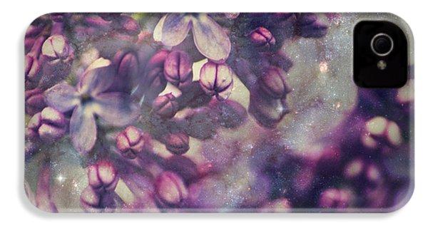 Lilac IPhone 4s Case by Yulia Kazansky