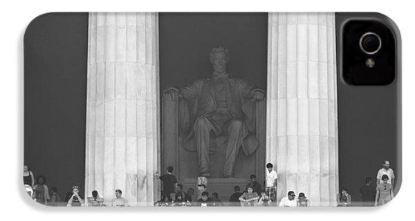 Lincoln Memorial - Washington Dc IPhone 4s Case