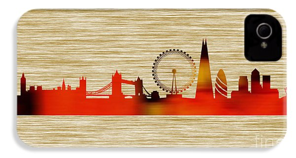 London Skyline IPhone 4s Case