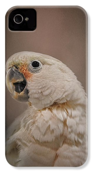 Lots To Say IPhone 4s Case by Jai Johnson