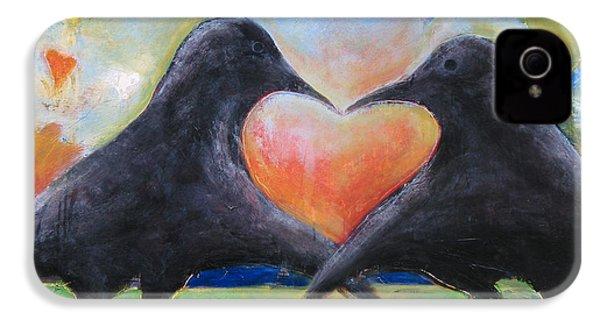 Love Birds IPhone 4s Case