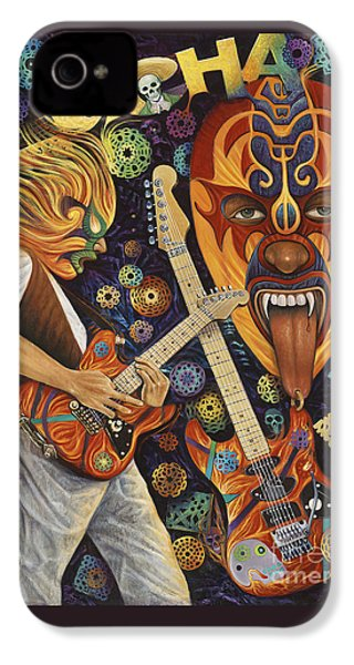 Lucha Rock IPhone 4s Case
