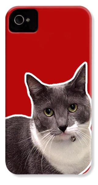 Mac Attack-custom Order IPhone 4s Case