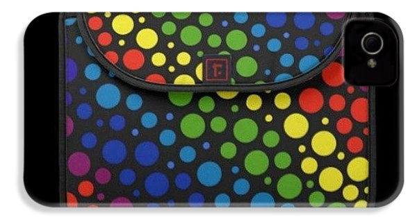 #macbook #cover #rainbow #awesome IPhone 4s Case