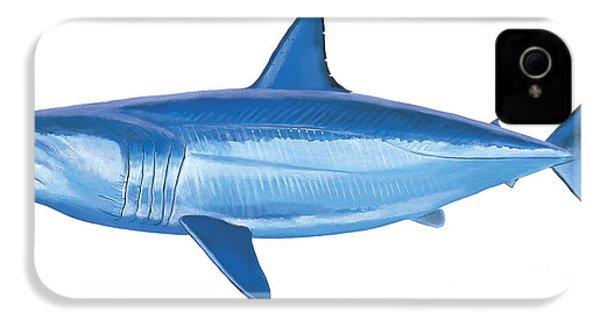 Mako Shark IPhone 4s Case by Carey Chen