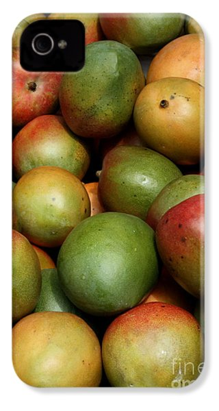 Mangoes IPhone 4s Case by Carol Groenen