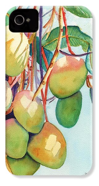 Mangoes IPhone 4s Case