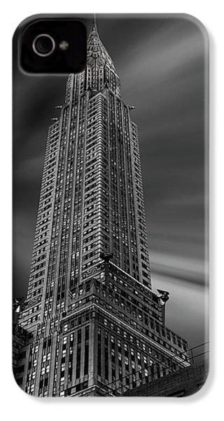 Manhattan (chrysler) IPhone 4s Case