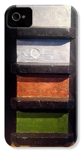 IPhone 4s Case featuring the painting . by James Lanigan Thompson MFA