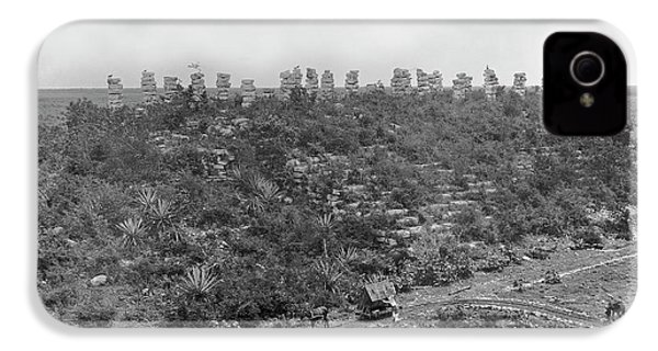 Mayan Ruins IPhone 4s Case by American Philosophical Society