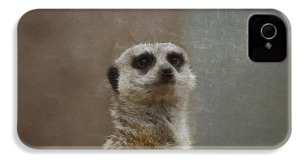 Meerkat 5 IPhone 4s Case