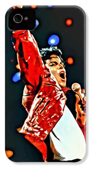 Michael IPhone 4s Case by Florian Rodarte