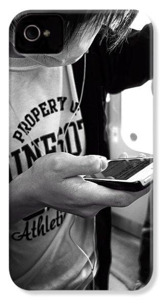Minesota Kyoto IPhone 4s Case by Daniel Hagerman