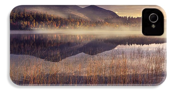 Morning In Adirondacks IPhone 4s Case by Magda  Bognar