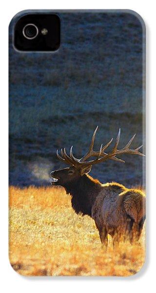 Morning Breath IPhone 4s Case by Kadek Susanto