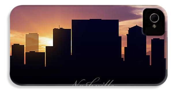 Nashville Sunset IPhone 4s Case by Aged Pixel
