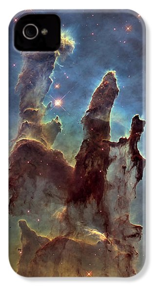 New Pillars Of Creation Hd Tall IPhone 4s Case