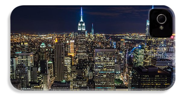 New York City IPhone 4s Case by Larry Marshall