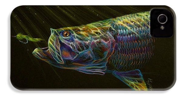 Night Fly IPhone 4s Case by Yusniel Santos